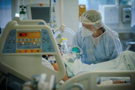 Wirtschaft: Mehr Geld für weniger Patienten