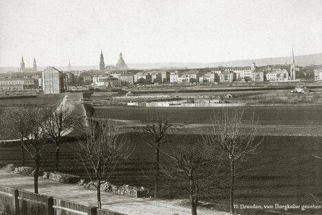Dresden: So sah Dresden vor 1900 aus