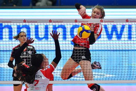 Darum ist Frauen-Volleyball so attraktiv wie nie