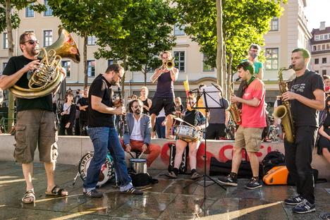 Feuilleton: Banda Comunale feiert Jubiläum