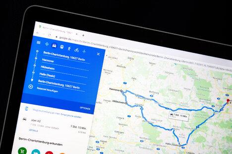 Google Maps kann mehr als oft gedacht
