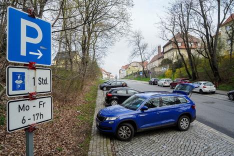 Bautzen: Kürzere Parkzeit nahe dem Kreisel
