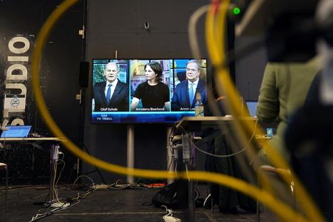 Politik: So lief das dritte TV-Triell