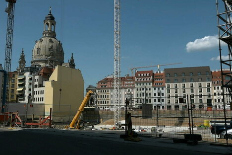Dresden-Film: Opfermythos in Sandstein?