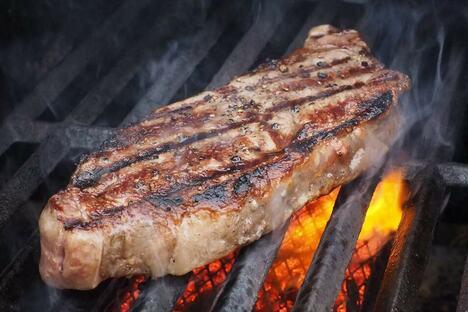 Das perfekte Steak in wenigen Schritten