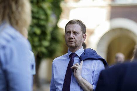 Kretschmer: CDU-Chef ist Kanzlerkandidat