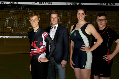 Warum die TU Dresden Sportstipendien vergibt