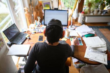 Bringt die Krise die Digitalisierung?