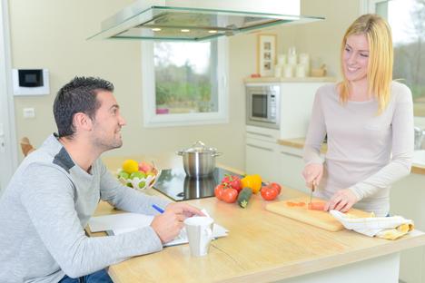 Bauen und Wohnen: Neues Heim, neue Küche
