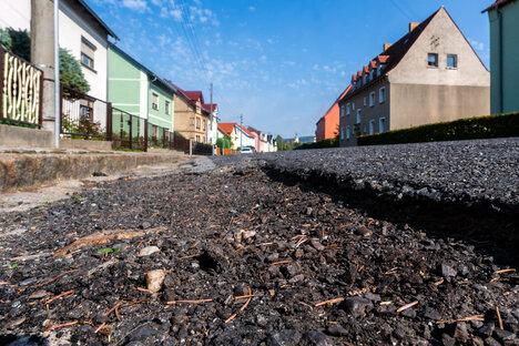 Pulsnitz: Daran scheitert der Straßenbau
