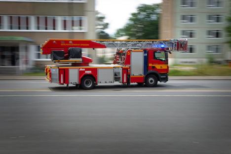 Feuerwehr Dresden muss Abgestürzte retten