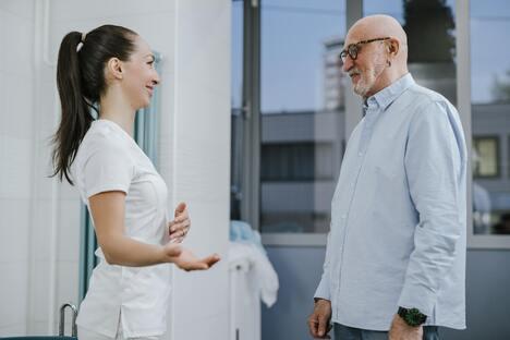 Komm ins Team: Gesundheits- und Krankenpfleger (w/m/d) gesucht!