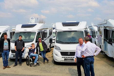Wohnmobile - Gewinner der Corona-Krise