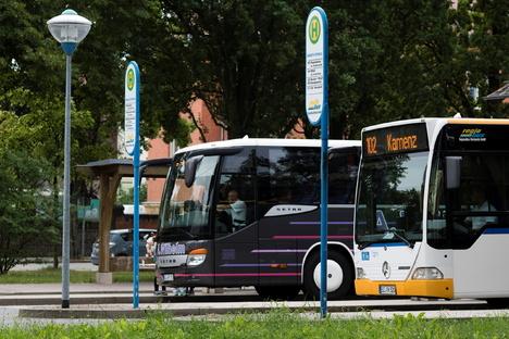 Regiobus fährt bis 2031 im Kreis Bautzen