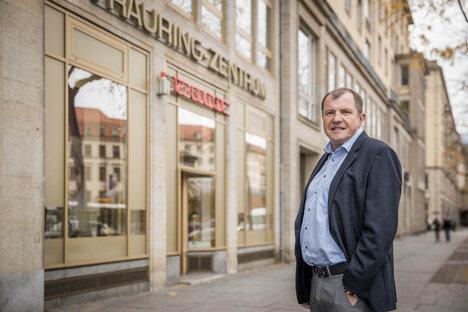 Wilsdruffer Straße: Warum Händler bleiben