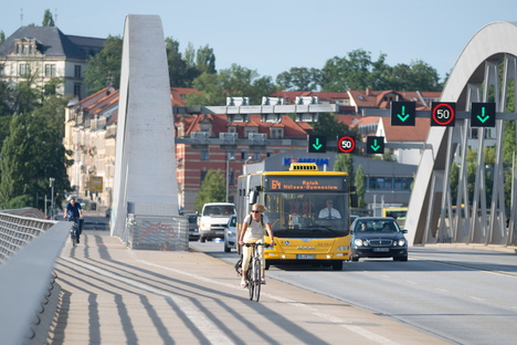 Dresdner entscheiden über Verkehrsplan mit