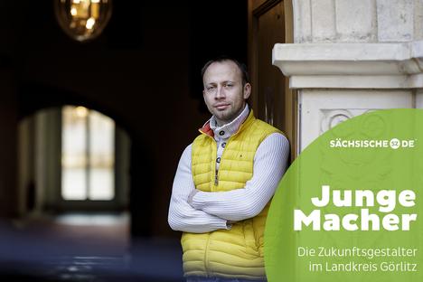 Görlitz: Der jüngste Hotelier von Görlitz