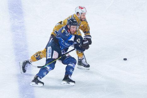 Spannendes Eishockey-Finale am Sonntag