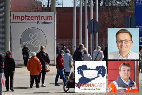 Sachsen: So läuft das in Sachsen mit den Impfterminen wirklich
