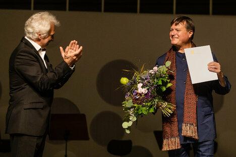 Christian Thielemann ist nun Professor