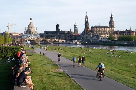 Dresden: Dresden: Inzidenz sinkt unter 100
