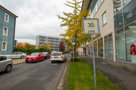 Heidenau ändert wieder die Verkehrsregeln
