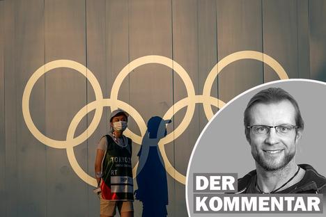Sport: Gut, dass Olympia jetzt endlich beginnt