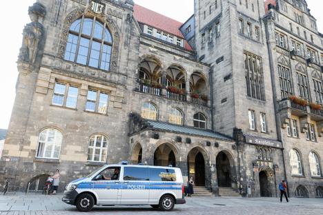 Stadtkämmerer will ins Chemnitzer Rathaus