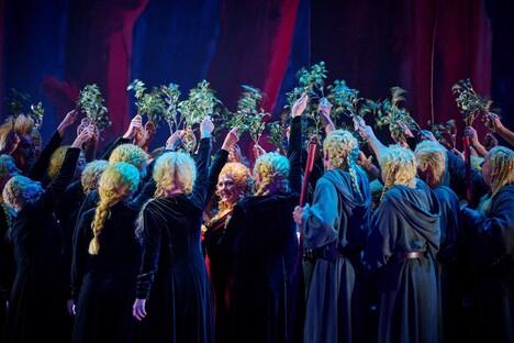 """Peter Konwitschnys Neuinszenierung von Bellinis """"Norma"""""""