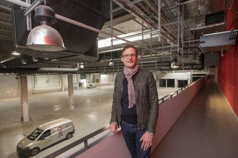 Neue Chance für Ex-Sunfilm-Halle