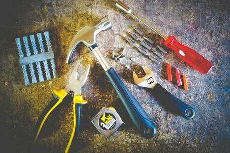Welche Werkzeuge man wirklich braucht