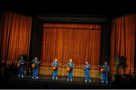 So war der Gundermann-Theaterabend in Dresden