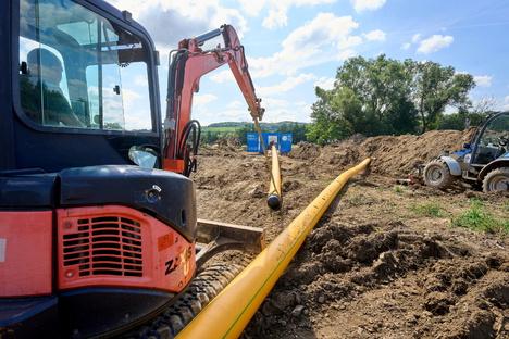 Studie: Gasleitungen taugen auch für Wasserstoff