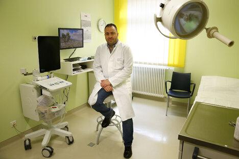 Neue Chirurgie-Praxis in Kamenz