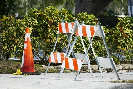 Wo gibt es Straßensperrungen in Meißen?