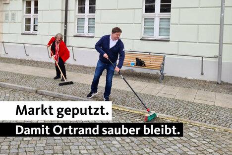 Unerfreulicher Vorfall im Ortrander Rathaus