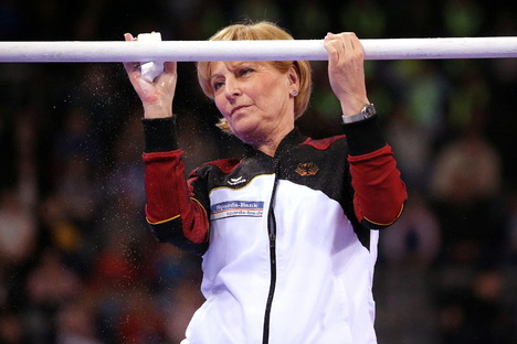 """Sport: """"Fall Frehse"""": Jetzt redet ihre langjährige Chefin"""