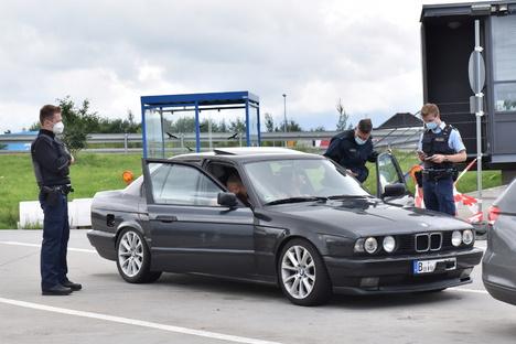 Dippoldiswalde: Tschechien: Jetzt wird an der Grenze kontrolliert