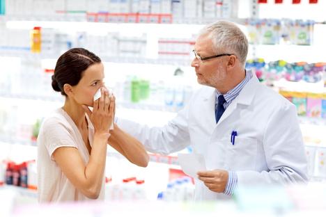 Gesundheit und Wellness: Heuschnupfen? Fragen Sie Ihren Apotheker!