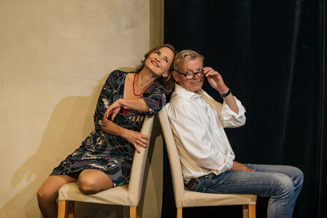 Feuilleton: Auf dünnem Eis in Hoppes Hoftheater