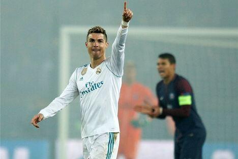 Madrid behält Paris im Griff