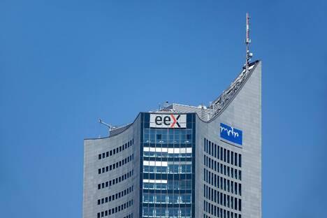 Wirtschaft: Leipziger Strombörse weltweit Nummer Eins
