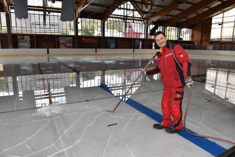 Eiszeit in Geising