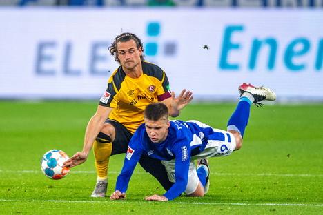 Dynamo: Warum Dynamo trotz guter Leistung auf Schalke verliert