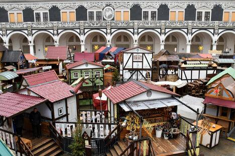 Dresden: Auch Stallhof-Weihnacht abgesagt