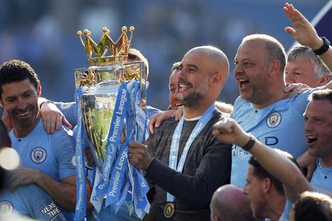 Man City droht Champions-League-Sperre