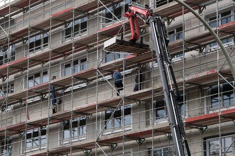 Sachsen: In Sachsen steigt die Zahl der Sozialwohnungen