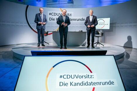 CDU: Keine kanzlertauglichen Kandidaten?