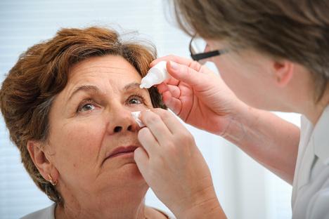Typische Augenkrankheiten im Alter