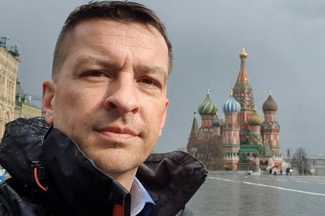 Wie es ist, als Reporter mal aus Russland zu berichten